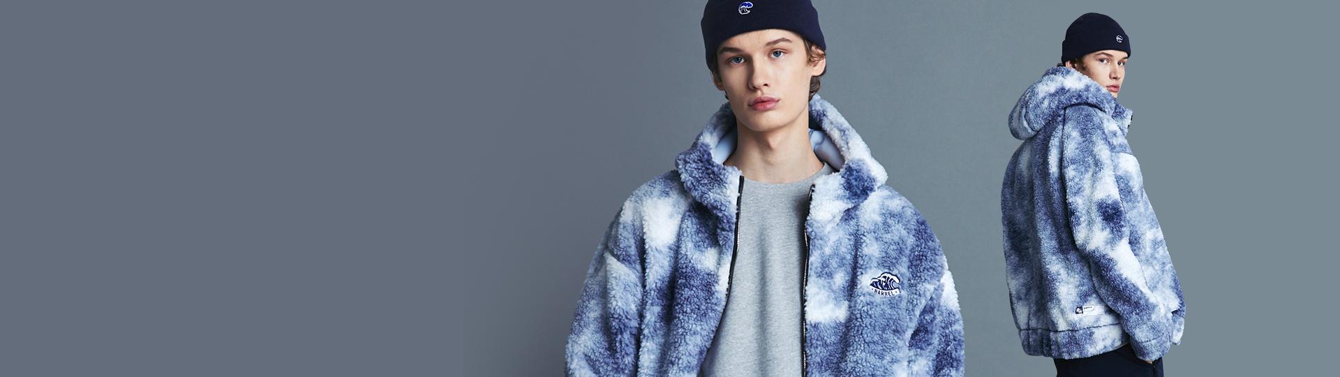 Unisex Wild Weather Fleece Jacket